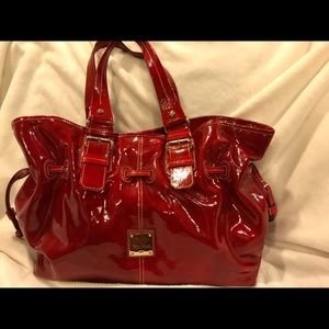 Dooney & Bourke Red Handbag